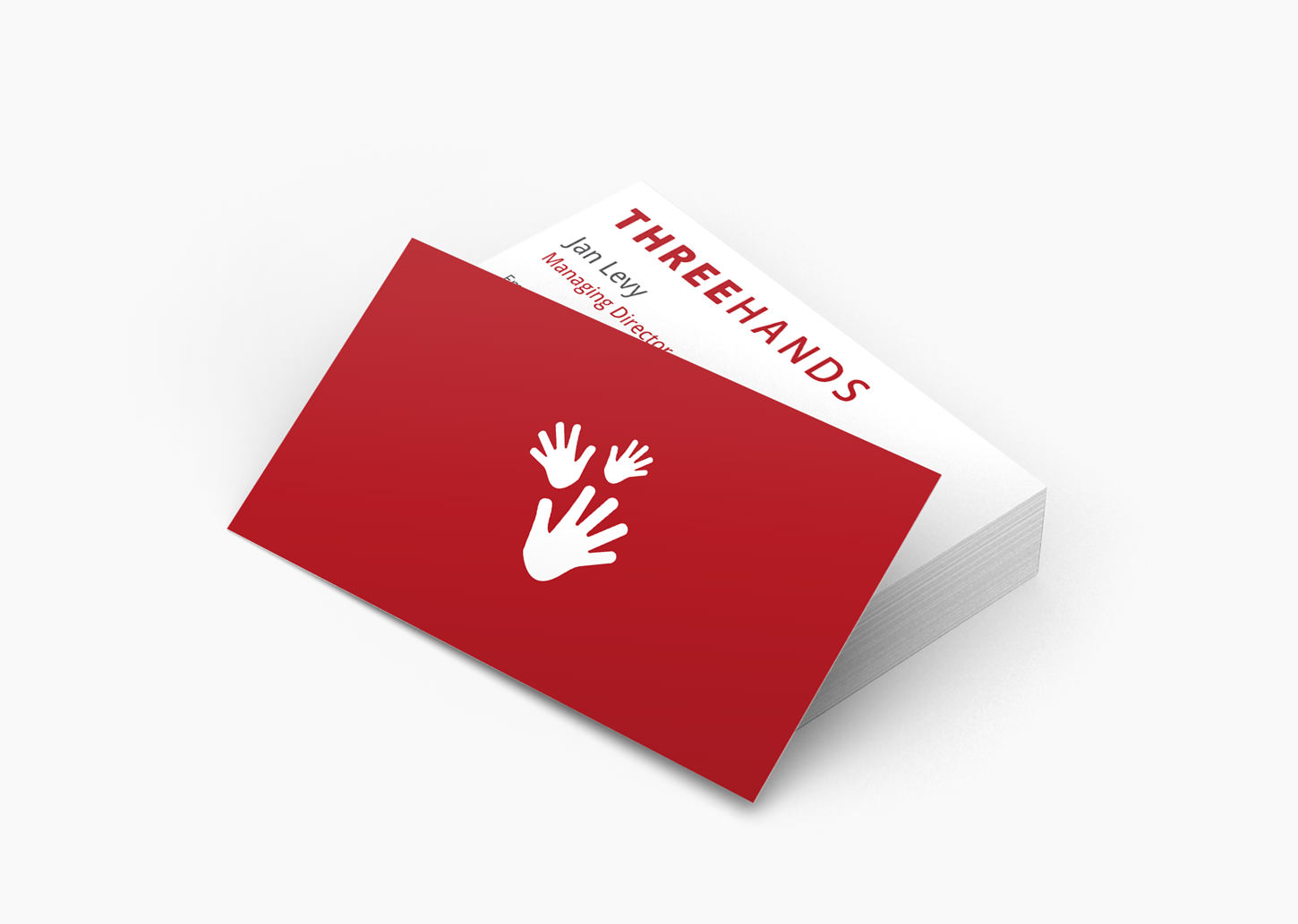 Three Hands cards