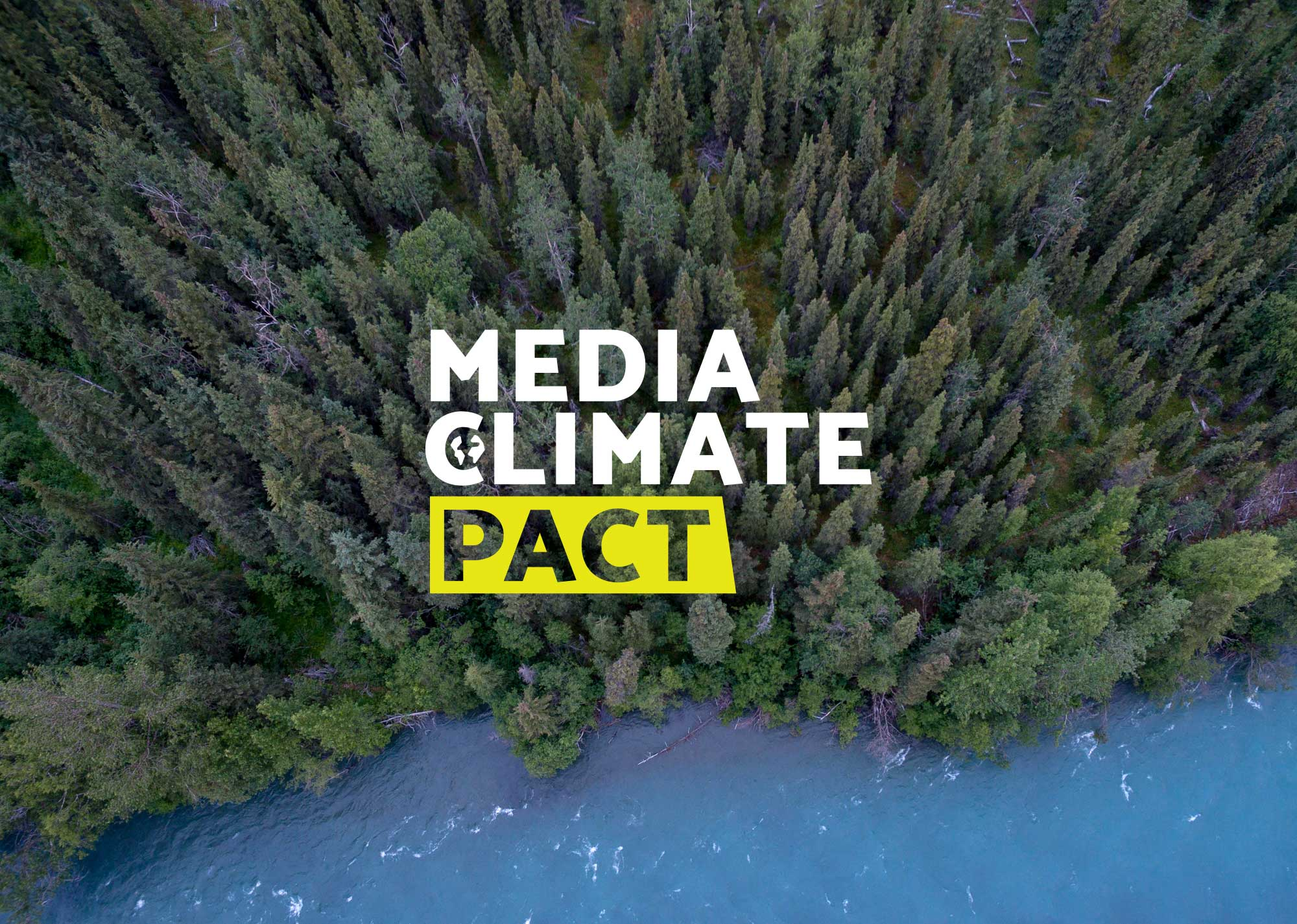 Media Climate Pact identity