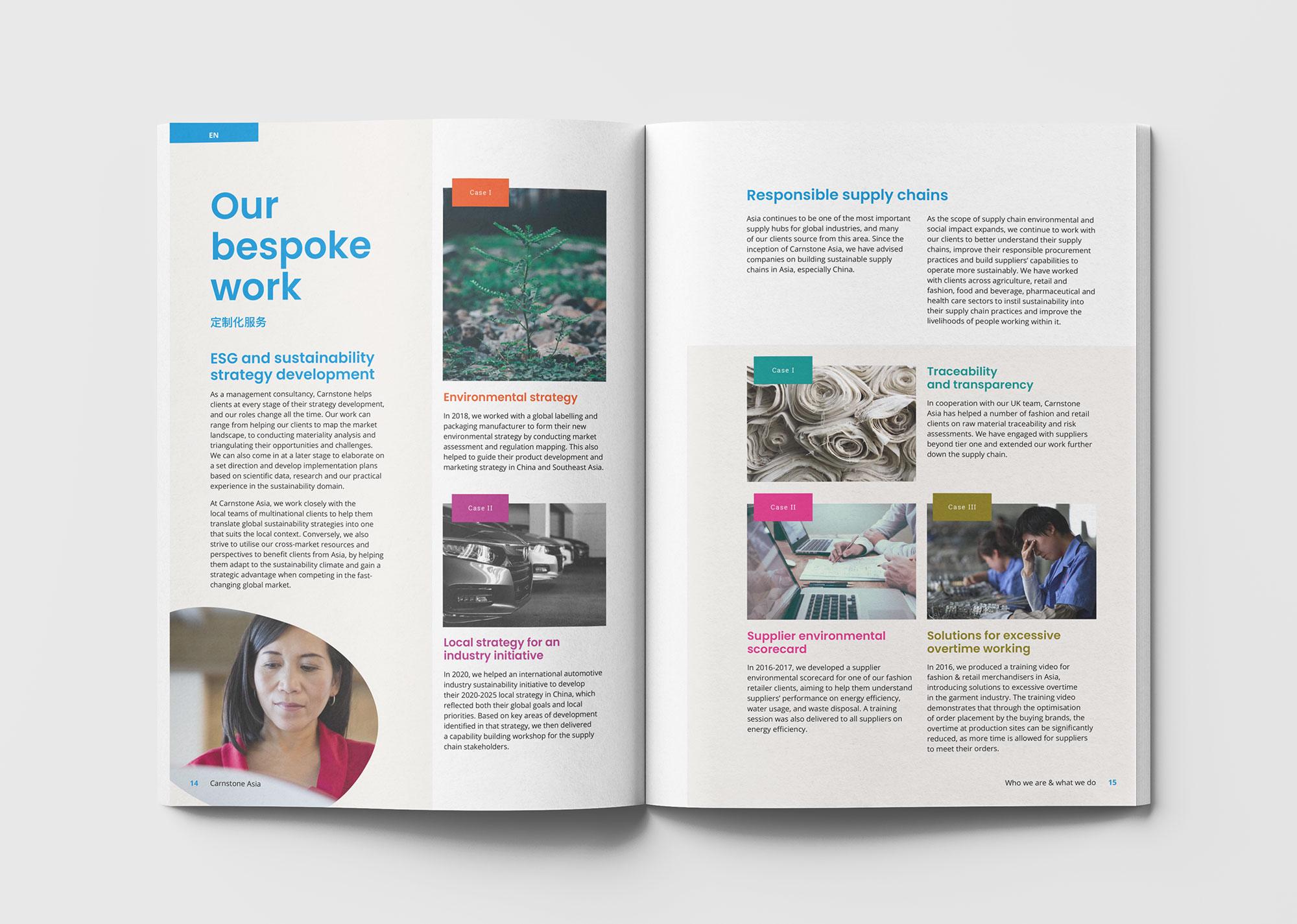 Carnstone Asia bespoke work